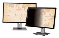 Bezramkowy filtr prywatyzujący 3M™ (PF21.5W9), do monitorów, 16:9, 21,5, czarny