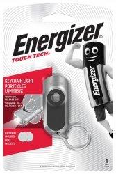 Latarka ENERGIZER Keychain Led + 1szt. baterii 2CR2016, czarna