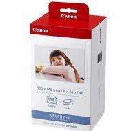 Papier+folia termosublimacyjna Canon  KP-108IN do CP100| 100x145mm | 3 x 36 ark.