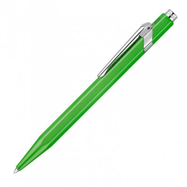 Długopis CARAN D'ACHE 849 Line Fluo, M, zielony