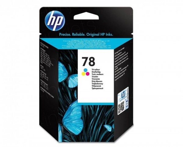 HP Tusz nr 78 C6578D Kolor 19ml