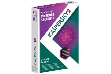 KASPERSKY INTERNET SECURITY 2013 PL 2PC 1 ROK BOX
