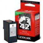 Tusz Lexmark 42 do Z1520, X-4850/6570/9570 | zwrotny | black