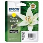 Tusz Epson T0594 do Stylus Photo R2400 | 13ml | yellow