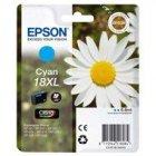 Tusz Epson T1812  do  XP-102/202/302/305/402/405 | 6,6ml |  cyan