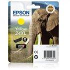 Tusz Epson T2434 XL do XP-750/850 | 8,7ml | yellow