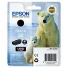 Tusz Epson T2601 do XP-600/700/800  | 6,2ml | black