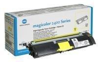 Toner oryginalny P1710589005 yellow do Konica Minolta Magicolor 2400W / 2430DL/ 2450/ 2480 /2490 /2550 / 2590 na 4,5 tys. str.