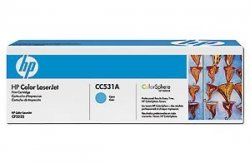 Toner HP CC531A cyan do Color LaserJet CM 2320 / CP 2025 / CP 2020 / na 2,8 tys. str.