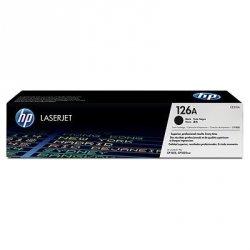 Toner oryginalny HP 126A (CE310A) black do HP Color LaserJet CP1025 / Pro 100 Color MFP M175a / Laserjet Pro M275  na 1,2 tys. str.