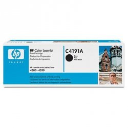 Toner HP C4191A black do Color LaserJet 4500 / 4550 na 9 tys. str.