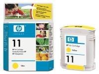 Tusz HP No 11 yellow C4838AE poj. 28ml do Inkjet 1200d /CP 1700 / OfficeJet Pro K850