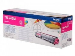 Toner oryginalny Brother TN245M magenta do  HL-3140CW / HL-3150 / HL-3170 / DCP-9020 / MFC-9140CDN na 2,2 tys. str. TN-245M