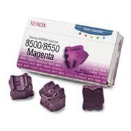 Kostki barwiące Xerox do Phaser 8500/8550 | 3 000 str. | magenta