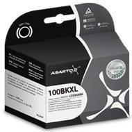 Tusz Asarto do Lexmark 100   14 ml   Pro205/ Pro905   black