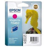 Tusz Epson T0483 do R-200/220/300/340, RX-500/600/640 | 13ml | magenta