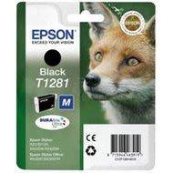 Tusz Epson T1281 do Stylus S22, SX-125/130/230/235W/420W | 5,9ml | black