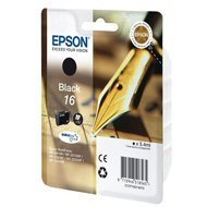 Tusz Epson T1621 do  WF-2510WF/2520NF/2530WF | 5,4ml | black