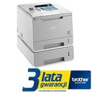 Kolorowa drukarka laserowa Brother HL-L9200CDWT