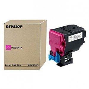 Develop Toner Ineo+3350 TNP48 MAGENT 10K