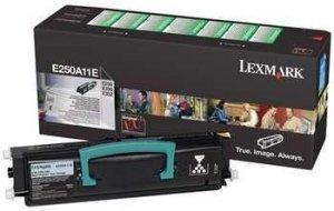 Toner Lexmark 0E250A11E black  do Optra E250 / Optra E350 / Optra E352 na 3,5 tys. str.