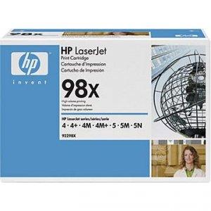 Toner HP 92298X black do LaserJet 4 / 4m / 4+ / 4m+ / 5 / 5m / 5n na 8,8 tys. str. 98X