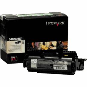 Toner Lexmark 0064016HE black do Optra T640 / Optra T642 / Optra T644 na 21 tys. str.