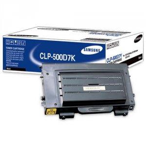 Toner Samsung CLP-500D7K black CLP-500 / CLP-500 N / CLP-550 / CLP-550 N na 7 tys. str.