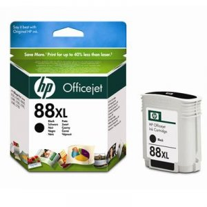 Tusz HP No 88XL black C9396AE poj. 58,5ml do OfficeJet Pro K5400 / K550 / L7680 / L7780