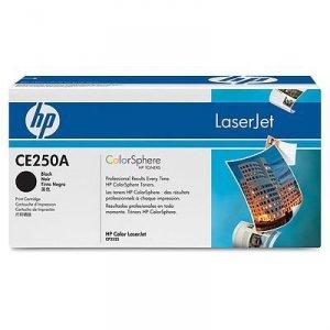 Toner oryginalny HP CE250A black do HP Color LaserJet CP3525 / CP3525n / CP3525dn / CP3525x / CM3530 / CM3530fs na 5 tys. str.
