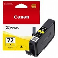 Tusz Canon PGI72Y do Pixma Pro-10   14ml   yellow