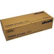 Toner Olivetti do d-Copia 1800/1800MF/2200/2200MF   18 000 str.   black