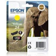 Tusz Epson T2424 do XP-750/850 | 4,6ml | yellow