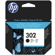 Tusz HP 302 do Deskjet 1110/2130/3630   190 str.   black