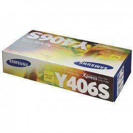 Toner oryginalny Samsung CLT-Y406S yellow do CLP-360 / CLP-365 / CLX-3300 / CLX-3305 / C410W/ C460W/ C460FW