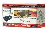 Toner FINECOPY zamiennik CE251A cyan do HP Color LaserJet CP3525 / CP3525n / CP3525dn / CP3525x / CM3530 / CM3530fs na 7 tys. str.