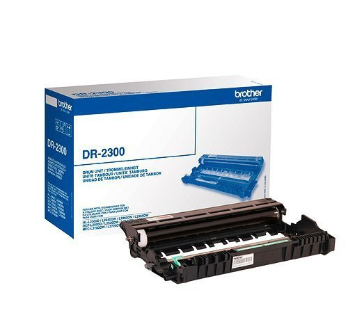 Bęben oryginalny Brother DR2300 do HL-L2300D / HL-L2360DN / HL-L2340DW / HL-L2365DW / DCP-L2500D /  DCP-L2540DN / DCP-L2520DW / MFC-L2700DW na 12 tys.str.
