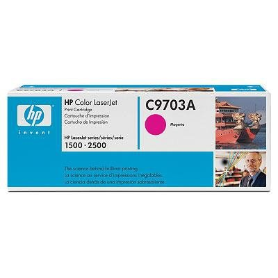 Toner HP C9703A magenta do Color LaserJet 1500 / 2500 na 4 tys. str.