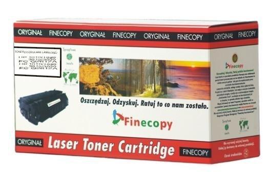 Toner FINECOPY zamiennik Q6002A yellow do CLJ 1600 / 2600 / 2600N / 2605DN / 2605DTN / CM1015 / CM1017 / na 2 tys. str.