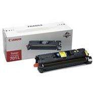 Toner oryginalny Canon EP701Y do LBP-5200 MF-8180 4000 str. yellow