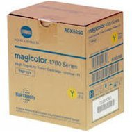 Toner Konica-Minolta do Magicolor 4750 | 6 000 str. | yellow