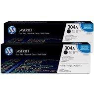 Zestaw dwóch tonerów HP 304A do Color LJ CP2025, CM2320 | 2 x 3 500 str. | black