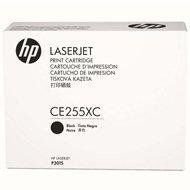 Toner oryginalny HP CE255XC do LaserJet P3010 / P3011 / P3015 / Pro M521 / M525 korporacyjny na 12500 str. black 55X
