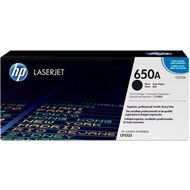 Toner HP 650A do Color LaserJet CP5525, M750 | 13 500 str. | black