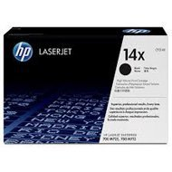Toner HP 14X do LaserJet M712/725 | 17 500 str. | black