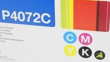 Komplet tonerów CMYK CLT-P4072C do Samsung CLP-320 /CLP-325 / CLX-3180 /CLX-3185