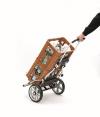 Wózek na zakupy Royal 167 Lily turkusowy, firmy Andersen