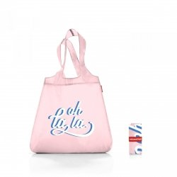 Siatka na zakupy Mini Maxi Shopper kolor różowy, firmy Reisenthel