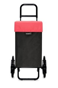 Wózek na zakupy G3X3 Travel 10015 kolor Black/Red, firmy Garmol