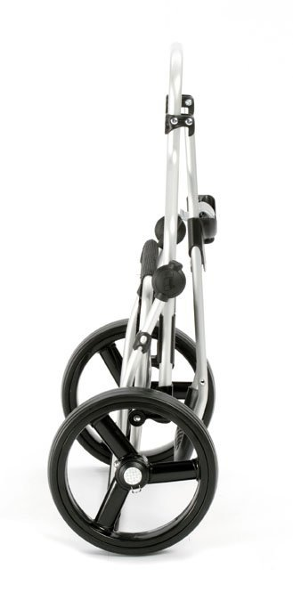 Wózek na zakupy Royal 166 Senta czarny, firmy Andersen